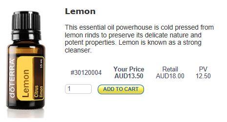 Lemon Oil (2)